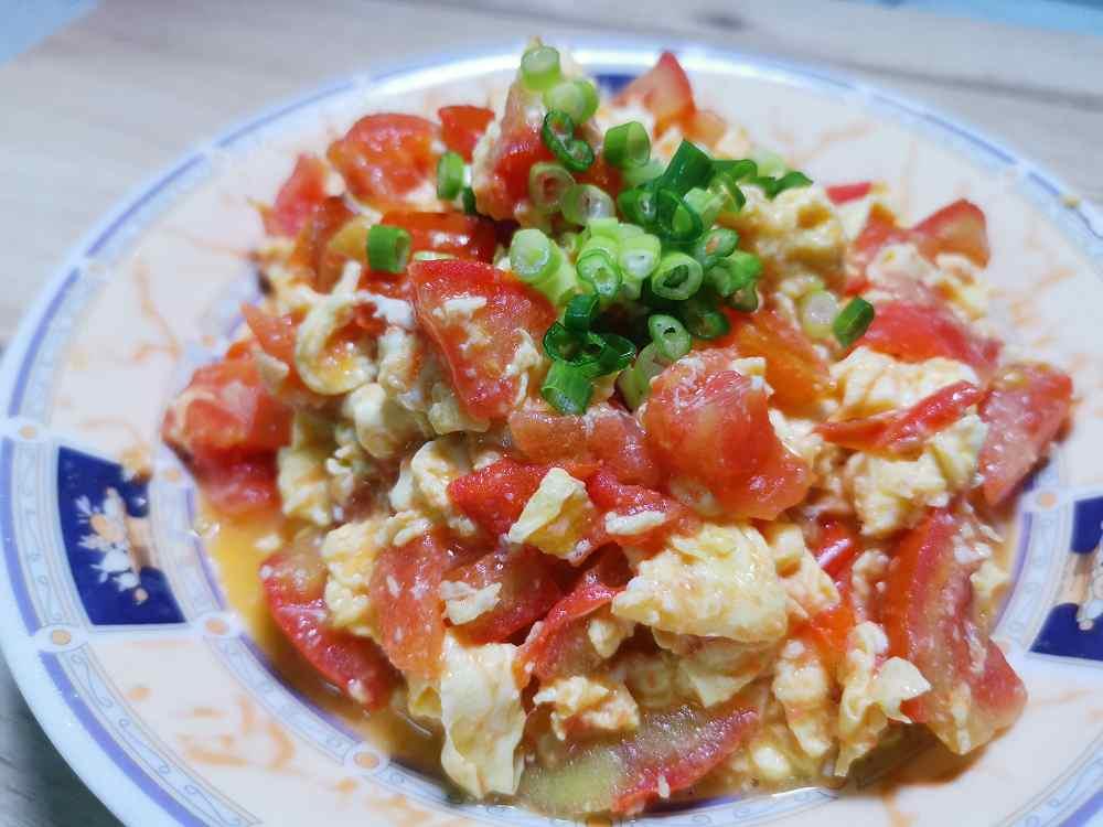 蕃茄炒蛋/蕃茄食譜/蕃茄料理/雞蛋料理/艾多美醬油 @我眼睛所看見的世界(Fly's Blog)