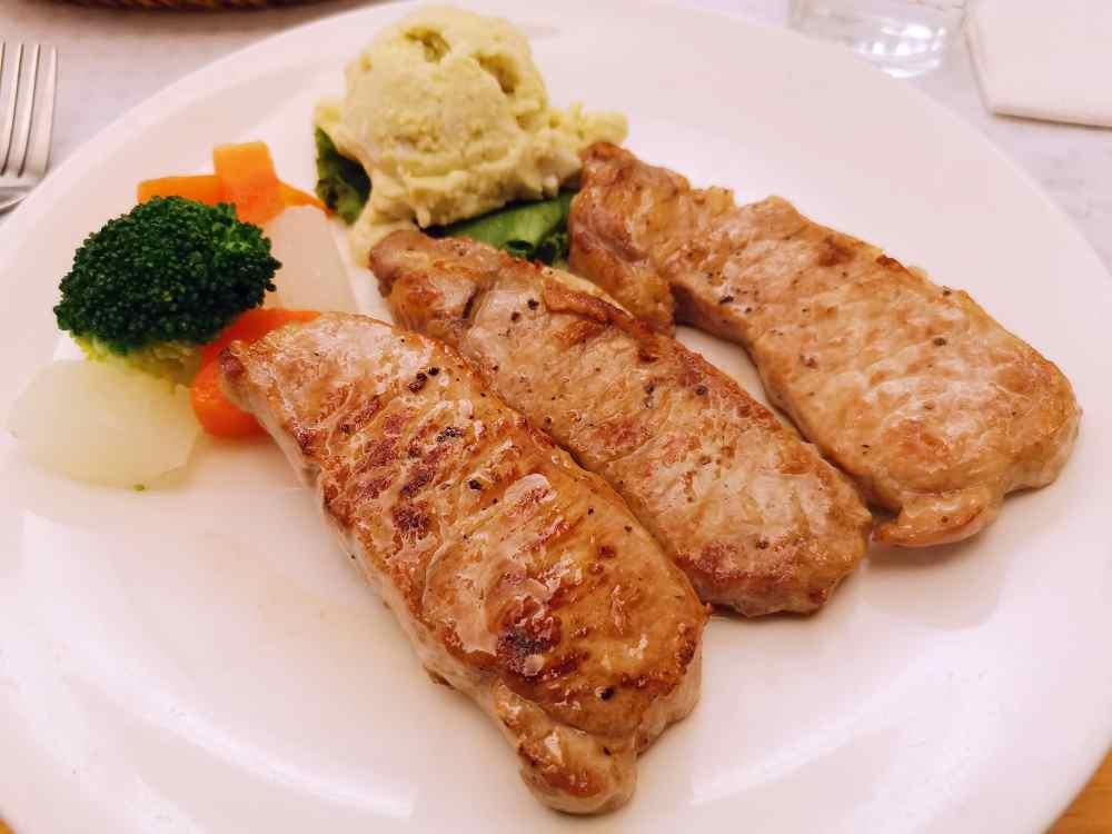 双子星/雙子星牛排西餐廳,超古早味的台式牛排 @我眼睛所看見的世界(Fly's Blog)