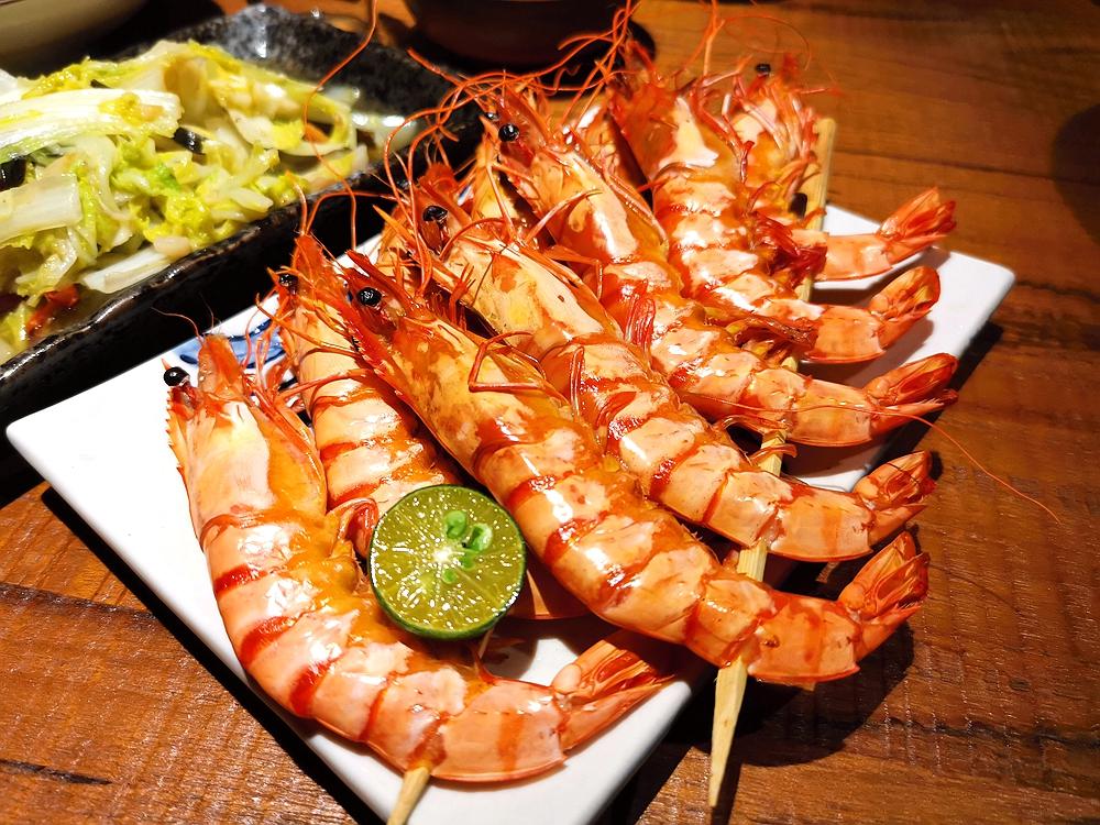 拿手串日式串燒居酒屋,精緻美味價格合理的居酒屋,適合聚餐 @我眼睛所看見的世界(Fly's Blog)