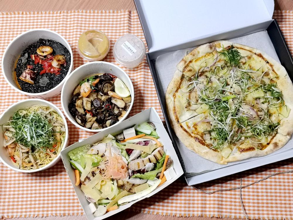 Bellini Pasta Pasta,義起在家吃,防疫自取餐點 @我眼睛所看見的世界(Fly's Blog)