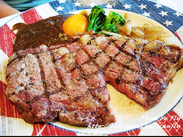 【就是愛吃】洋旗牛排餐廳《台北》 @我眼睛所看見的世界(Fly's Blog)