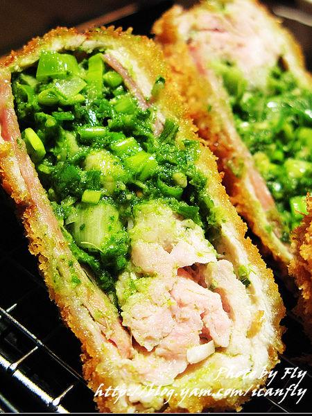 品田牧場,青醬鮮蔥豬排超好吃!! @我眼睛所看見的世界(Fly's Blog)