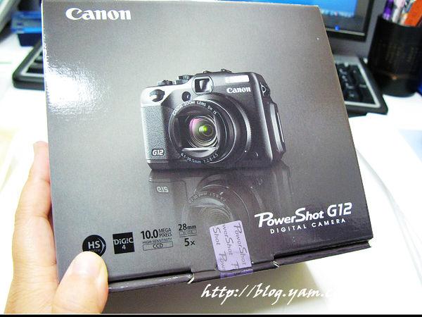 CANON G12開箱與G8商圈 @我眼睛所看見的世界(Fly's Blog)