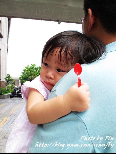 夾緊妹高鐵初體驗(高鐵真是有小小孩爸媽的好朋友) @我眼睛所看見的世界(Fly's Blog)