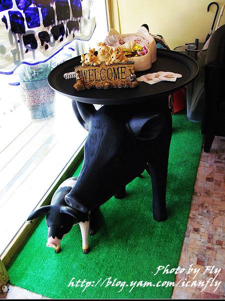 豬跳舞小餐館,好吃的燉飯讓人跳舞 @我眼睛所看見的世界(Fly's Blog)
