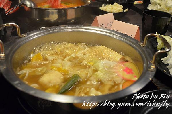 URGO火鍋會,大推生薑鍋、山葵胡麻醬 @我眼睛所看見的世界(Fly's Blog)