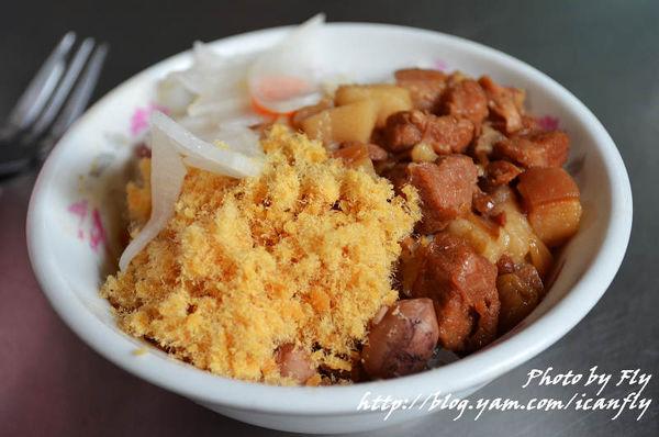 台南國華街米糕、四神湯,天殺的好吃啦! @我眼睛所看見的世界(Fly's Blog)