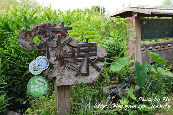 宜蘭花泉休閒農場,野薑花粽超美味! @我眼睛所看見的世界(Fly's Blog)