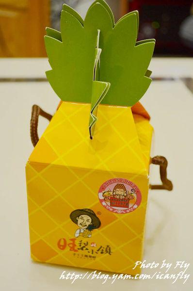 旺梨小鎮土鳳梨酥、旺梨軋ㄋㄟㄋㄟ,酸酸甜甜好好吃!(試吃) @我眼睛所看見的世界(Fly's Blog)