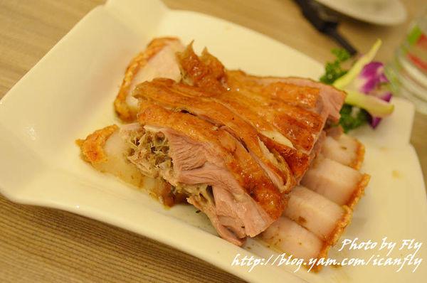 新港茶餐廳,大推晶瑩豆苗餃,好好味唷!(約訪) @我眼睛所看見的世界(Fly's Blog)