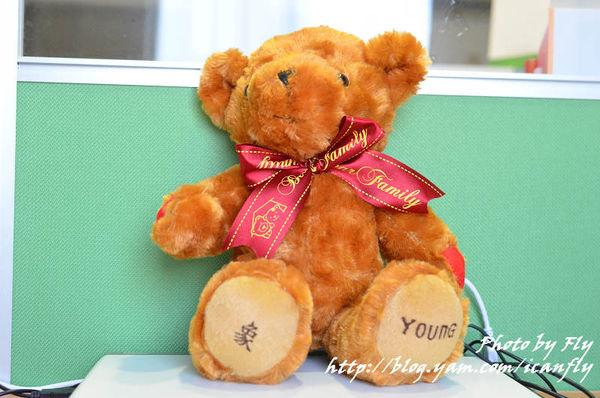 連象YOUNG女孩都被小熊征服的小熊家族-文末有贈獎活動唷 @我眼睛所看見的世界(Fly's Blog)