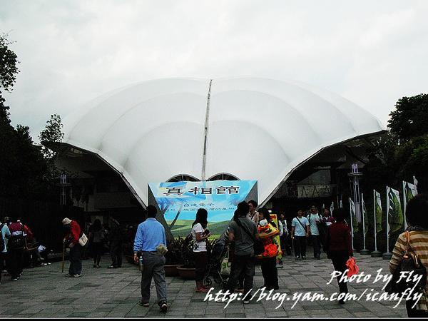 【台北花博】真相館-面對台灣的真相 @我眼睛所看見的世界(Fly's Blog)