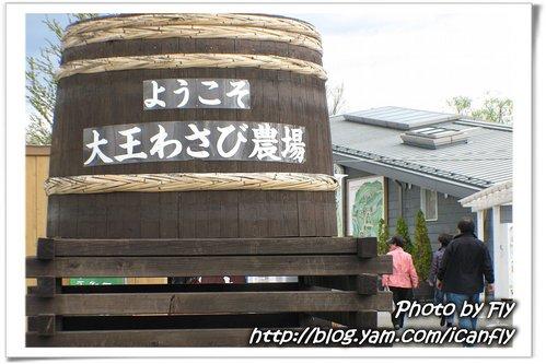 日本北陸 DAY 3:Daio Wasabi Farm 之超好吃蕎麥涼麵 @我眼睛所看見的世界(Fly's Blog)