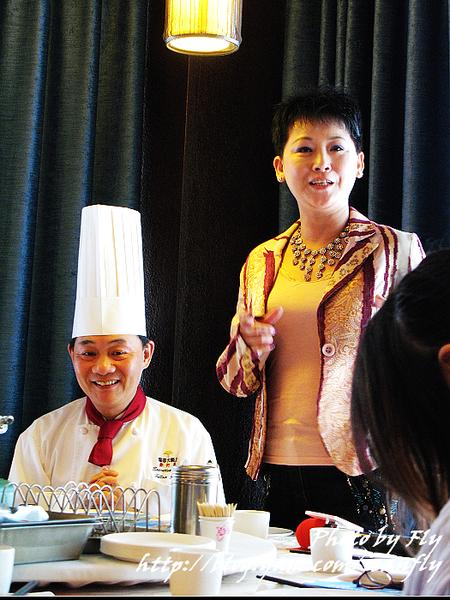 【就是愛吃】慕鈺華蔥油餅之阿基師煎給我吃!!《體驗》 @我眼睛所看見的世界(Fly's Blog)