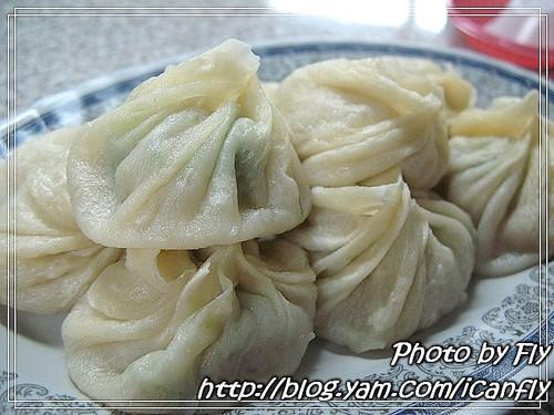 【就是愛吃】正常鮮肉湯包《台北:臨江街夜市》 @我眼睛所看見的世界(Fly's Blog)