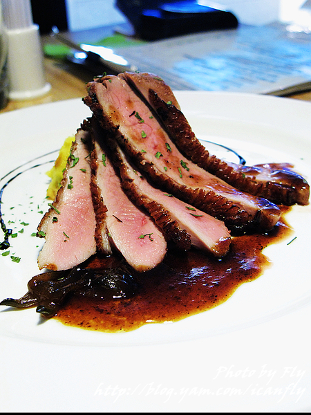【就是愛吃】大肚皮義式餐坊Big Pancia再訪《台北》 @我眼睛所看見的世界(Fly's Blog)