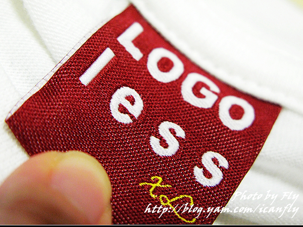 【體驗】LOGOless T-shirt,我的衣服,自己做主 @我眼睛所看見的世界(Fly's Blog)