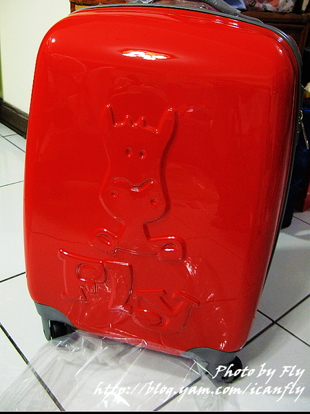 【體驗】ikon行李箱,訂做自己的專屬行李箱 @我眼睛所看見的世界(Fly's Blog)