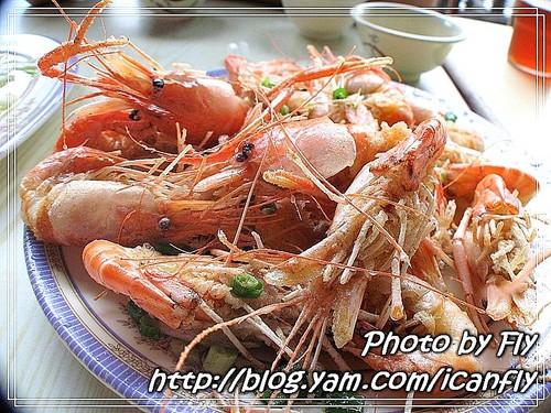 【就是愛吃】黃金海岸本部活蝦之家 BAMBOO《新竹竹北市》 @我眼睛所看見的世界(Fly's Blog)