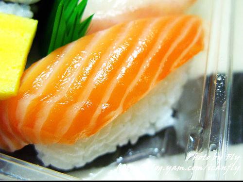 【就是愛吃】中島水產壽司 @我眼睛所看見的世界(Fly's Blog)