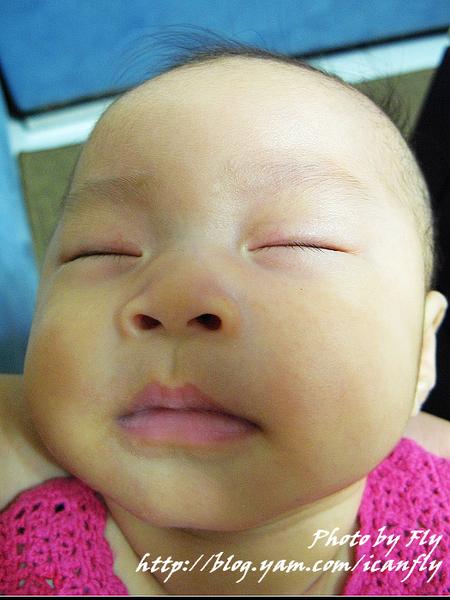 【妞】寶貝,妳是媽咪的天使 @我眼睛所看見的世界(Fly's Blog)