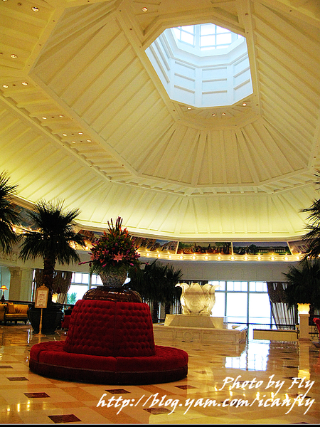 【遠來遊】花蓮遠雄悅來大飯店-Lobby與相關設施 @我眼睛所看見的世界(Fly's Blog)