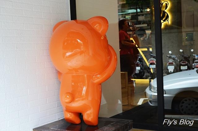 是熊,有可愛的熊暖你的胃 @我眼睛所看見的世界(Fly's Blog)