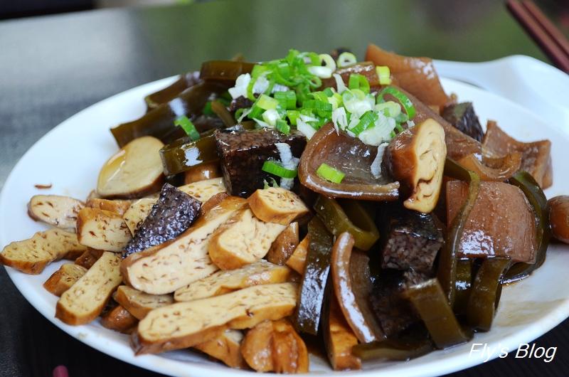 江蘇牛肉麵 滷味,滷味好吃必點! @我眼睛所看見的世界(Fly's Blog)