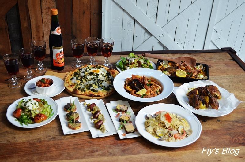 POPEYE 波派地中海料理,異國料理滿足挑嘴的味蕾!(聚餐大推) @我眼睛所看見的世界(Fly's Blog)