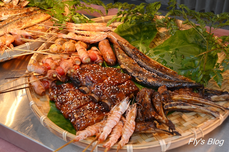 夏綠蒂戶外BBQ音樂派對,南方莊園渡假飯店晚餐推薦 @我眼睛所看見的世界(Fly's Blog)