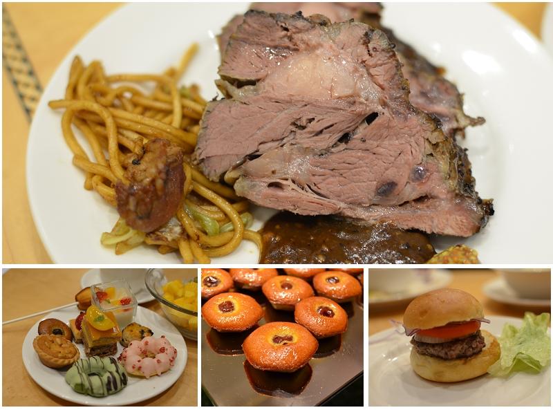 國賓大飯店,明園西餐廳下午茶吃到飽…迷你漢堡好吃吃不停,拜託要空著肚子來享受啊! @我眼睛所看見的世界(Fly's Blog)