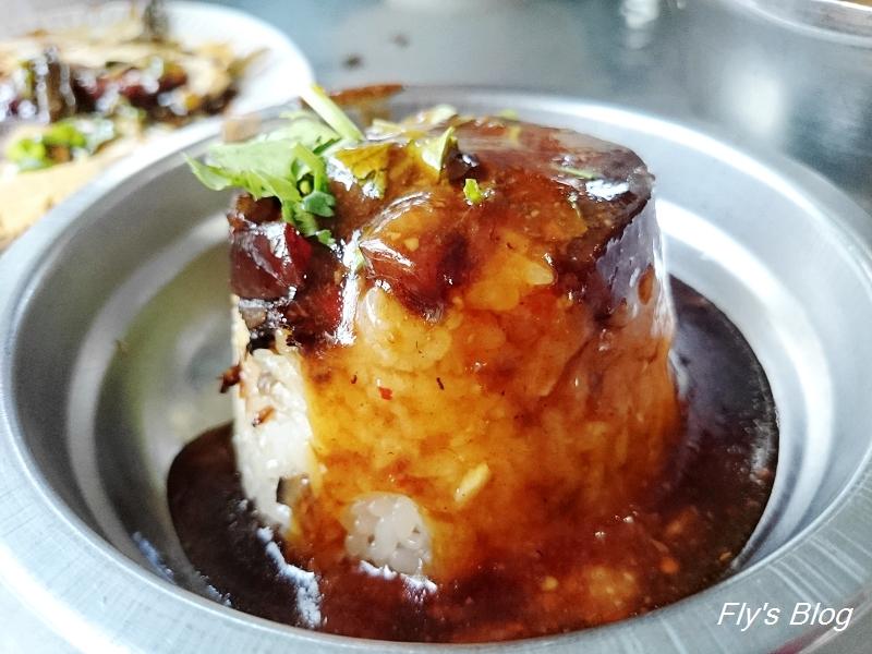 阿騰米糕,親切的清水古早味(手機食記) @我眼睛所看見的世界(Fly's Blog)