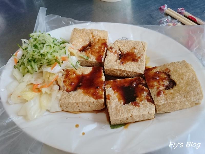 清水來來美食(臭豆腐、麵線),手工麵線美味,老闆無敵熱情!(手機食記) @我眼睛所看見的世界(Fly's Blog)