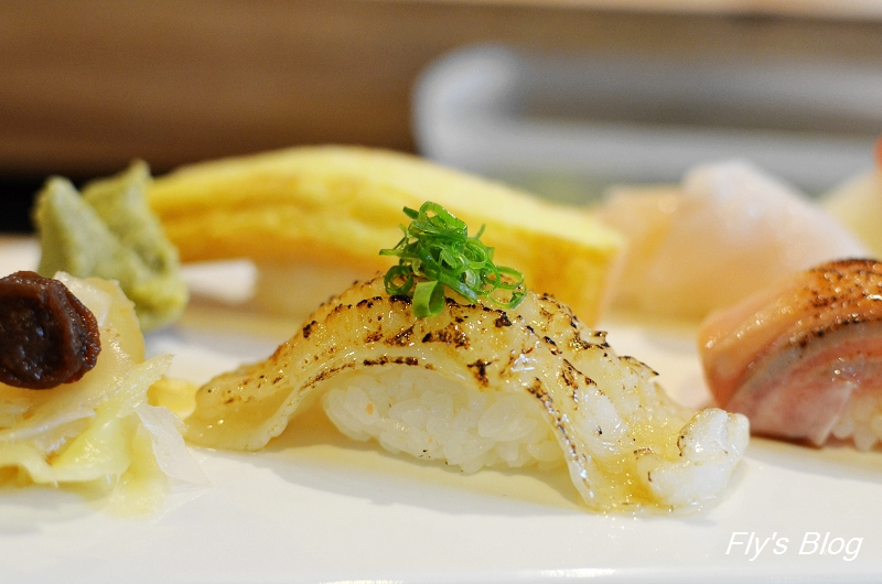 本壽司,蟹蟹你之無菜單料理,北海玫瑰蟹讓人大呼過癮 @我眼睛所看見的世界(Fly's Blog)