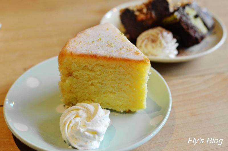緩,日子 cafe'-Un jour libre,超低調甜點店 @我眼睛所看見的世界(Fly's Blog)