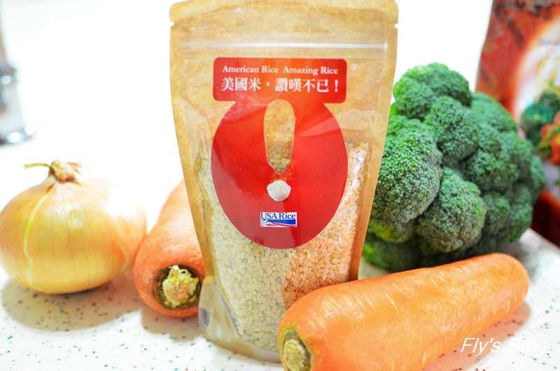 海鮮糙米燉飯食譜,美國米廚房實做! @我眼睛所看見的世界(Fly's Blog)