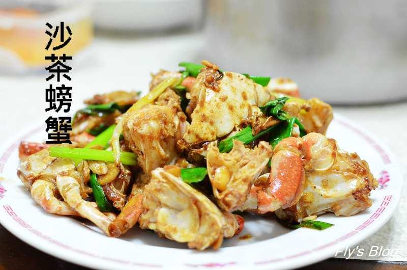 【就是愛吃】沙茶牛肉與焢肉飯《台北:寧夏夜市》 @我眼睛所看見的世界(Fly's Blog)