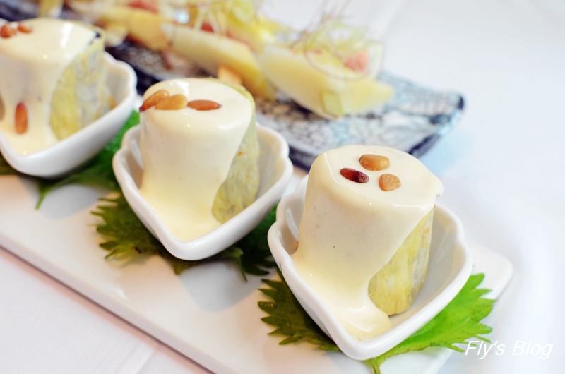 養心茶樓蔬食飲茶,蘿蔔絲酥餅太好吃了,精緻可口的蔬食料理 @我眼睛所看見的世界(Fly's Blog)