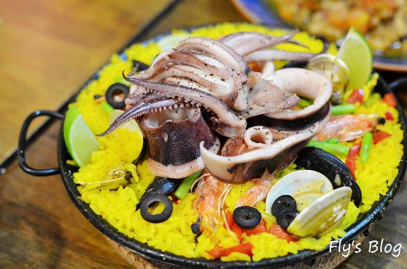 隨意鳥窩異國創意料理,美味TAPAS、燉飯,甜點一定要吃! @我眼睛所看見的世界(Fly's Blog)
