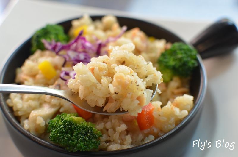 福旺亭,蔬菜高湯當底的健康取向料理,鮮打果汁好好喝 @我眼睛所看見的世界(Fly's Blog)