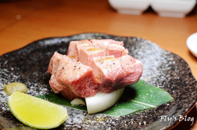 西頭燒肉,超值吃到飽期間限定中,厚切牛舌、牛雜鍋一定要點! @我眼睛所看見的世界(Fly's Blog)