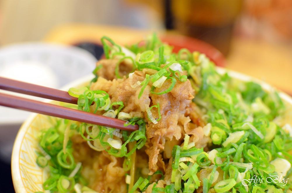すき家(SUKIYA家)牛丼,平價、多種份量可選擇的丼飯,新莊店的服務真的很棒 @我眼睛所看見的世界(Fly's Blog)