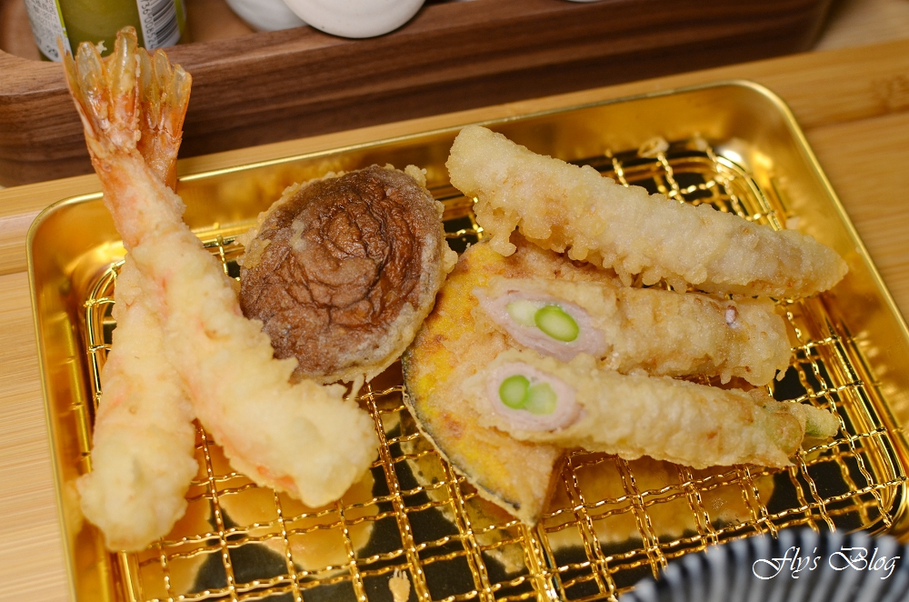 吉天婦羅KICHI,正統天婦羅專門店,吃天婦羅也是很優雅的啊! @我眼睛所看見的世界(Fly's Blog)