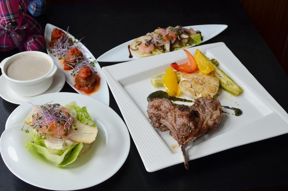 大熊飽殿-和牛meat bear,文青的用餐氛圍,海鮮類的主餐相當推薦 @我眼睛所看見的世界(Fly's Blog)