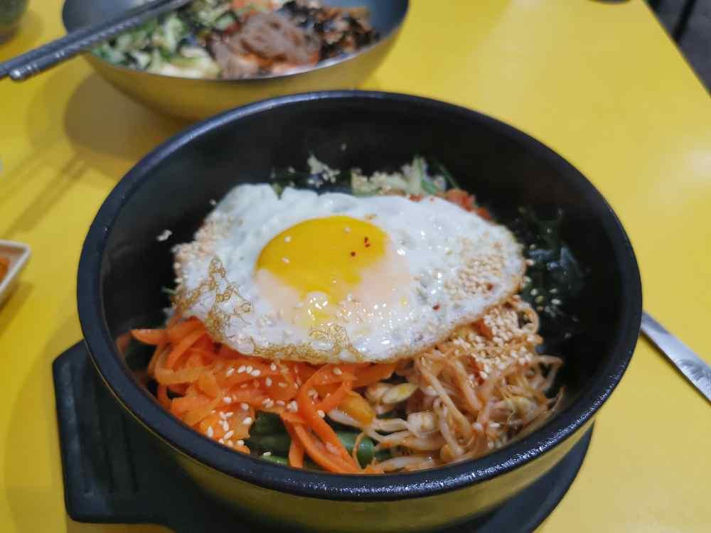 韓家香韓式料理,夏天來份冷麵也是相當棒的選擇! @我眼睛所看見的世界(Fly's Blog)